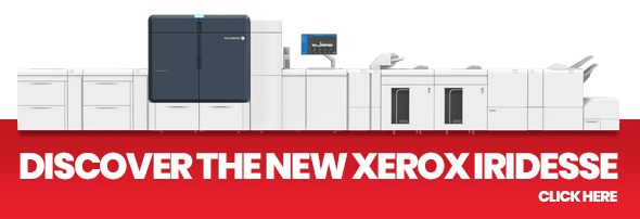discover the new xerox iridesse
