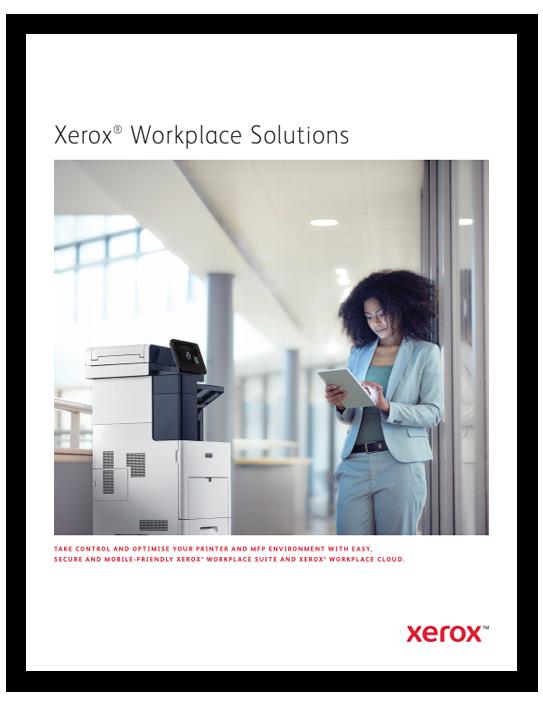 xerox workspace